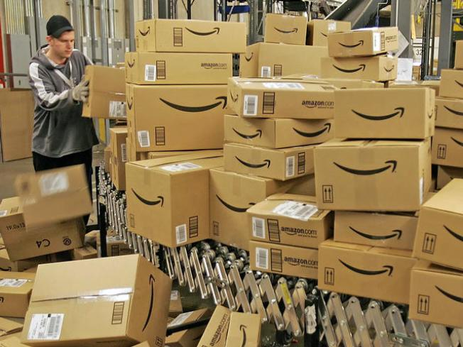 Amazon Fights Back in Sales Tax Battle