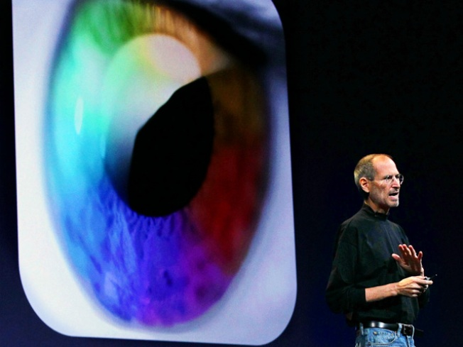 "Steve Jobs Squashes ""iPad Nano"" Rumors, Disses Rival Tablets"