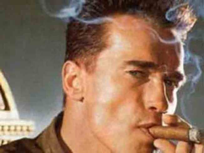 Arnold: Go Ahead and Light Up