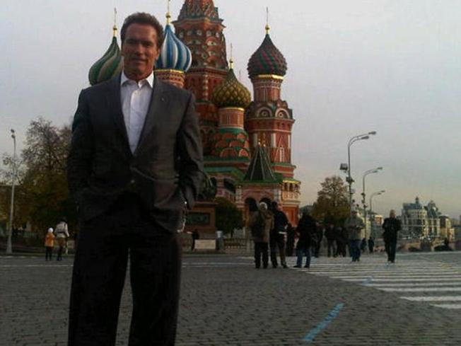 Arnold: Russia Is Investment 'Gold Mine'