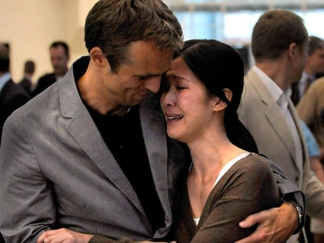 Friend Celebrates Laura Ling's Release