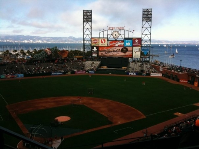 A Single Girl's Guide to AT&T Park