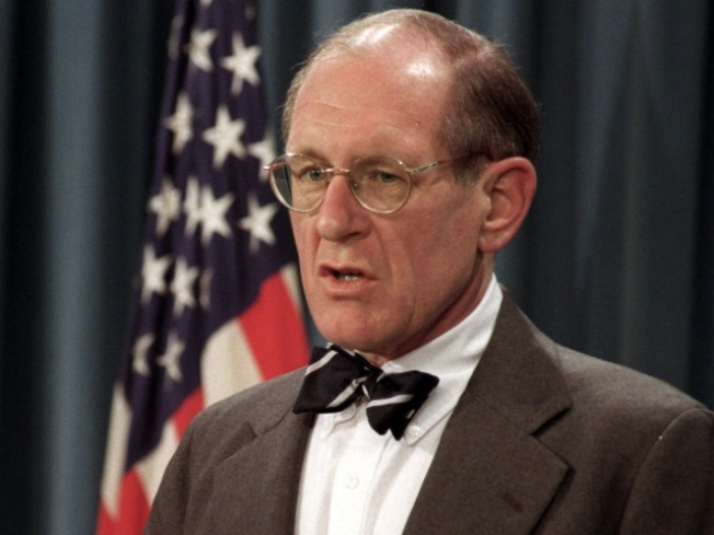 Pentagon Spokesman Bacon Dies