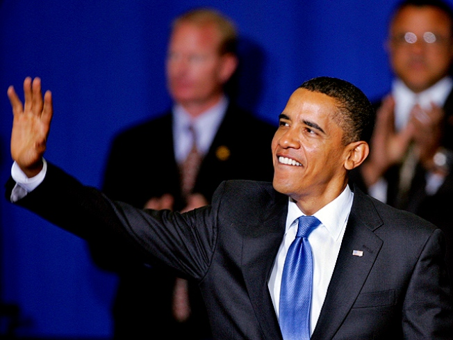 Obama Turns Town Hall Into Love-In