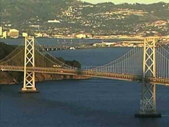 One Driver Did Use Bay Bridge This Weekend