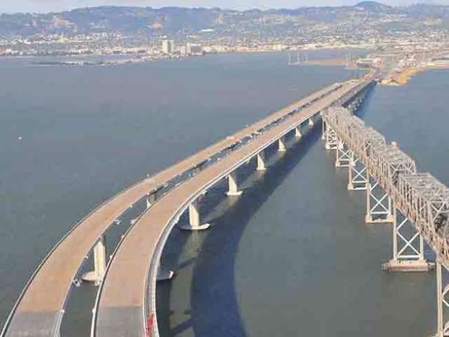Caltrans: New Bay Bridge Will Survive Big One