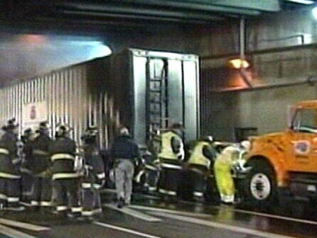 Speed Blamed for Fiery Fatal Bay Bridge Crash