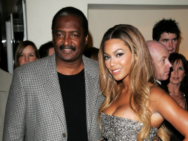 Beyonce's Dad Accused of Fathering Love Child