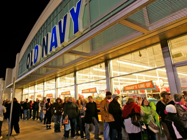 Old Navy Gets a New Look