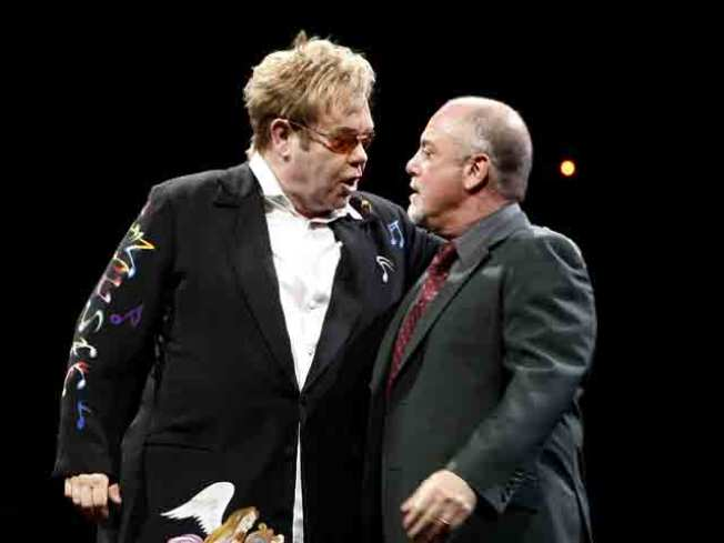 Billy Joel and Elton John Announce New Dates