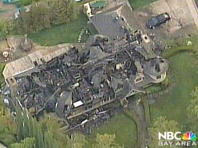 Son Killed, Father Rescued in Blaze in Blackhawk Home