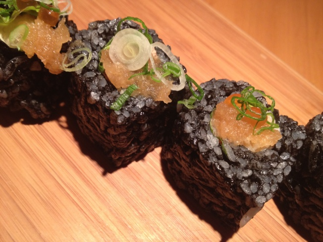 Good Taste: Sushi is Back in Black