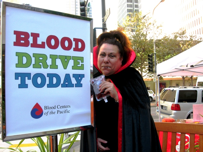 "2nd Annual ""Blood History, Our History"" Blood Drive Feb 23"