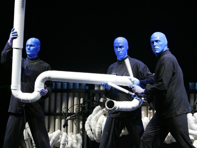 Blue Man Group Searching Bay Area for New Talent