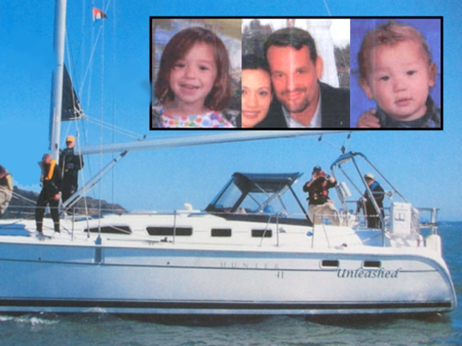 Father Accused of Abducting South San Francisco Children And Stealing Yacht Charged