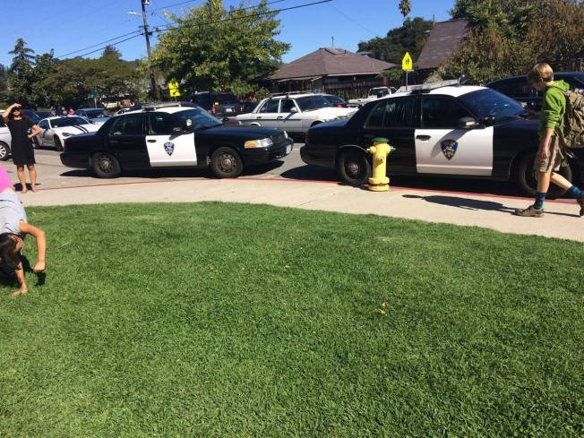 Santa Cruz Middle School Goes on Lockdown After Gun Found on Campus