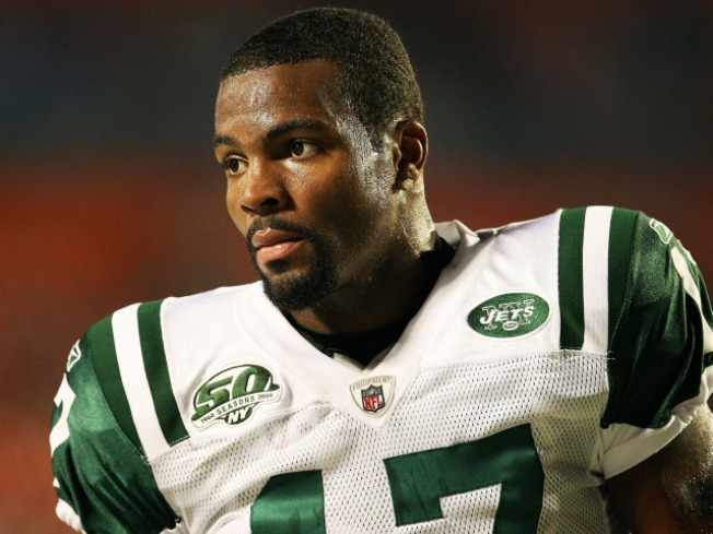 Jets' Braylon Edwards Catches Assault Charge