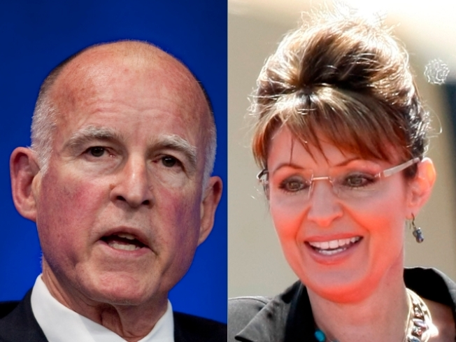 Brown to Investigate Palin's Perks