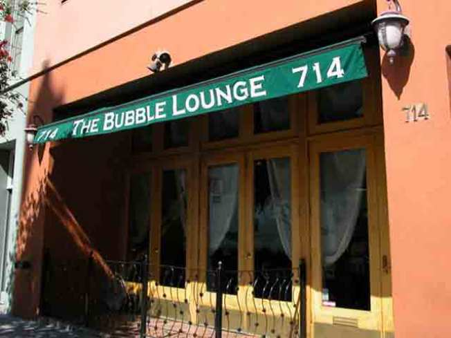 Bubble Lounge Suspect Declared Crazy