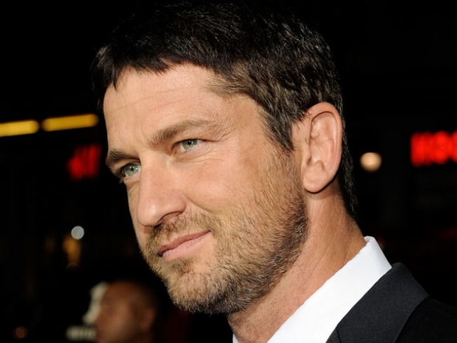 Gerard Butler Going Back To War On Big Screen