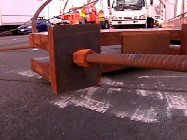 Caltrans Releases Papers in Bay Bridge Failed Fix