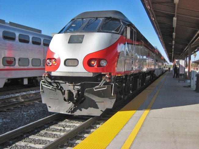 Caltrain Ridership Up 12 Percent in 2012