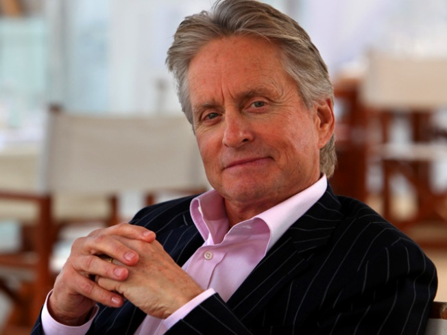 """Michael Douglas: at First Not Sure Shia LaBeouf """"Had the Chops"""" for """"Wall Street"""" Sequel"""
