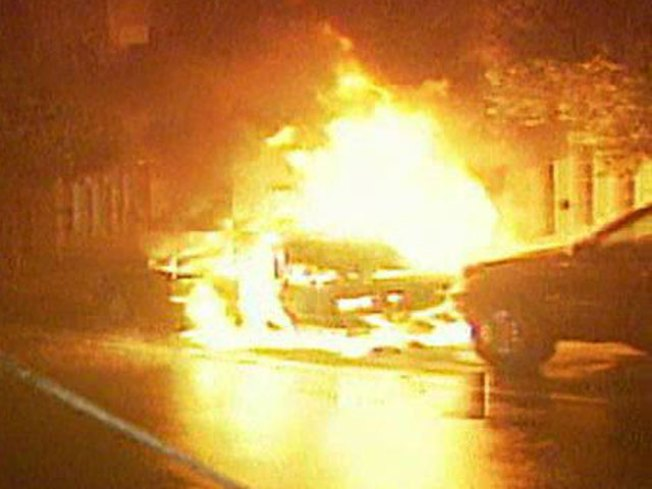 Torched: More Cars Light Up In San Francisco Overnight