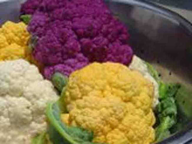 Monterey Growers Expand Color-flower Veggies