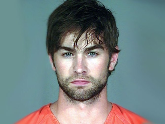 OMG! Chace Crawford Arrested