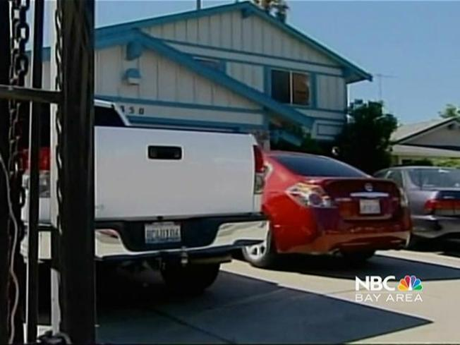 Shackled Youth Escapes Sacramento Home