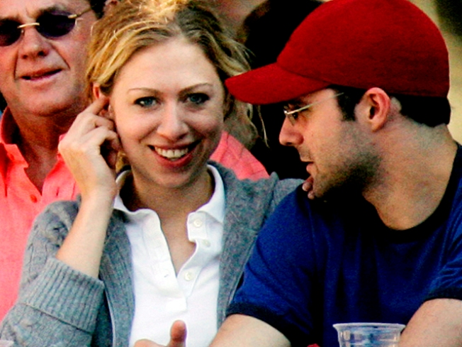Chelsea Clinton Engaged to Longtime Beau
