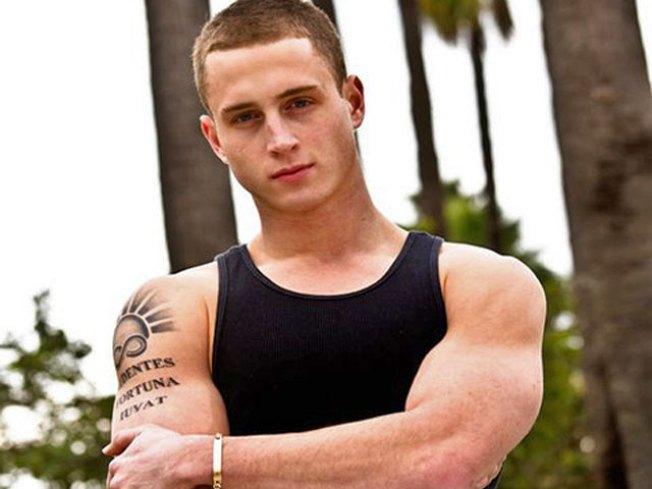 Tom Hanks' Son Raps About Northwestern
