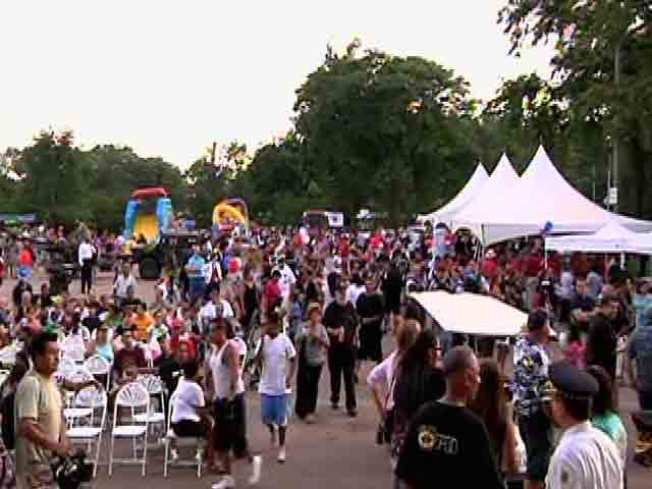 National Night Out Hits Bay Area