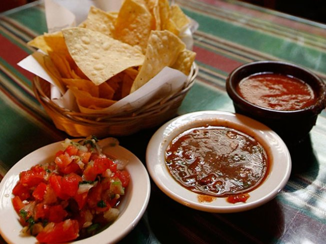 Food Poisoning Lurks in the Dip: Study