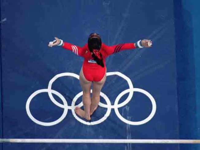 Dr. Chow Wins Olympic Medal at 31