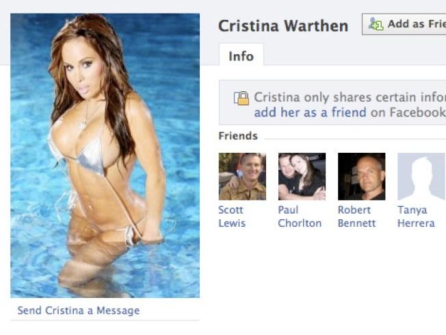 Christina schultz escort