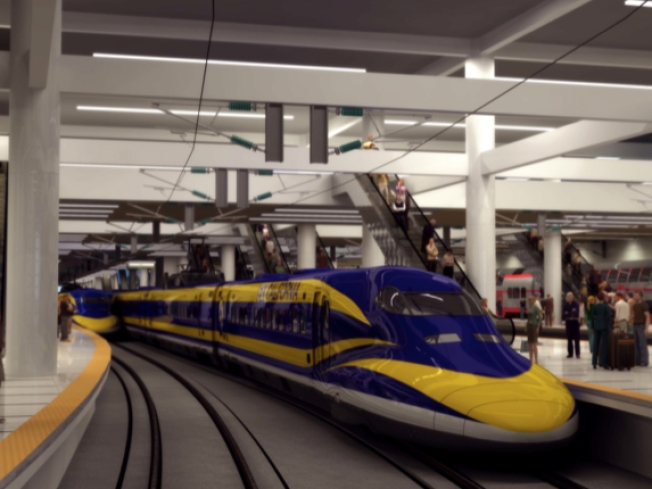 High Speed Rail Report Due Thursday