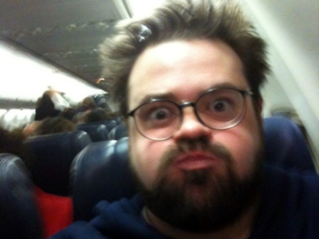 Kevin Smith: Too Fat to Fly?