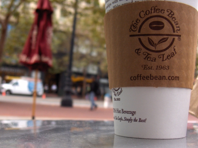 Coffee Bean Plans Bay Area Invasion
