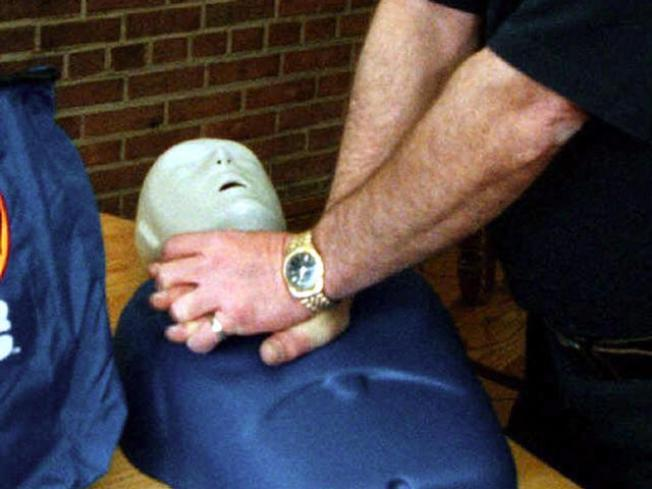 CPR Saves CPR Instructor