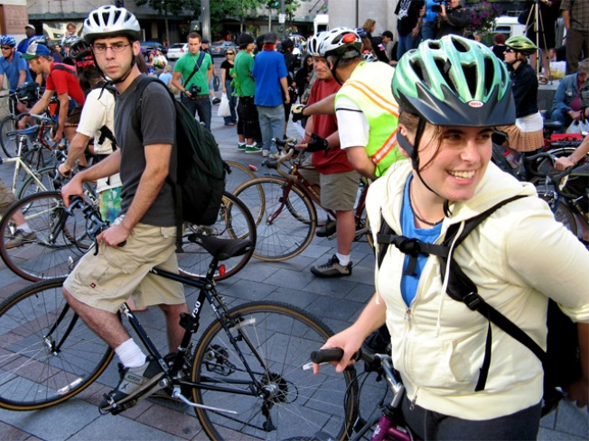 Critical Mass Turns 20 This Week