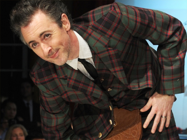 Alan Cumming Drops Out Of Broadway's 'Spider-Man'