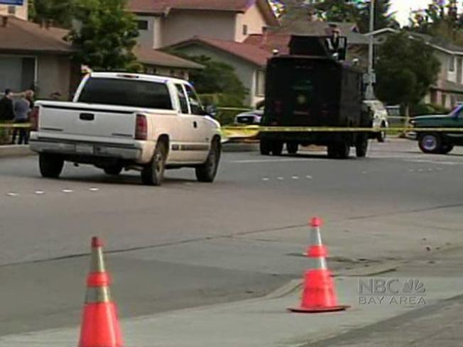 Homicide Suspect Shot, Killed in Cupertino