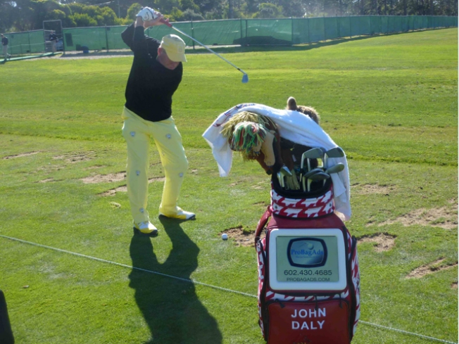 Pebble Beach Debuts New Ad Space