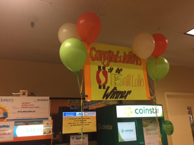 Winning SuperLotto Plus Ticket Sold at Safeway Store in San Jose