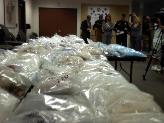 Gilroy Meth Bust Largest In U.S. History