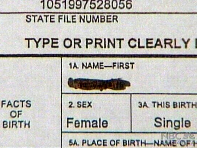 Dugard's Daughters Finally Get Birth Certificates