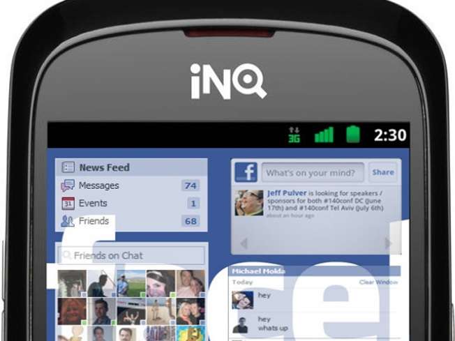 Facebook Phone Rumors Popping Up