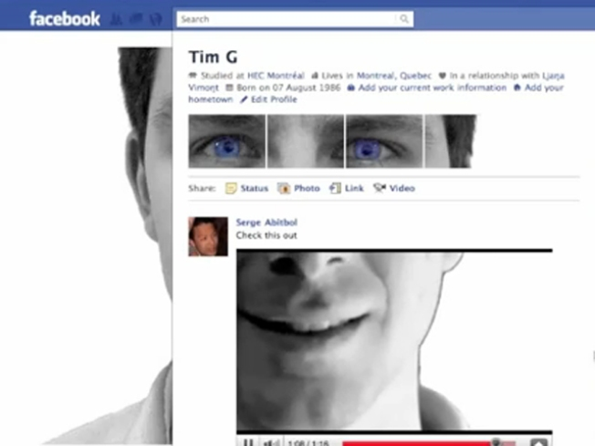 Fun With Facebook's New Profile Option